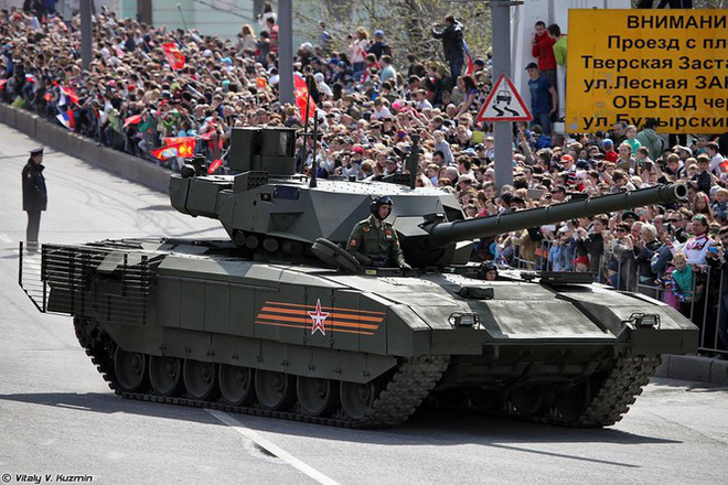 Số lượng tăng chiến đấu của Nga bằng cả khối NATO cộng lại - Ảnh 4.
