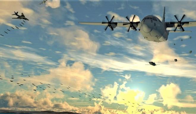 Máy bay không người lái (UAV) sẽ thay đổi bộ mặt chiến tranh? - Ảnh 6.