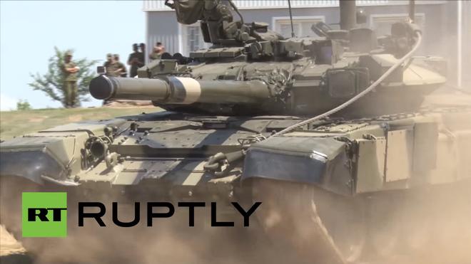 Không chỉ có pháo to, giáp xịn, xe tăng T-90 Việt Nam còn có một khả năng đặc biệt - Ảnh 1.