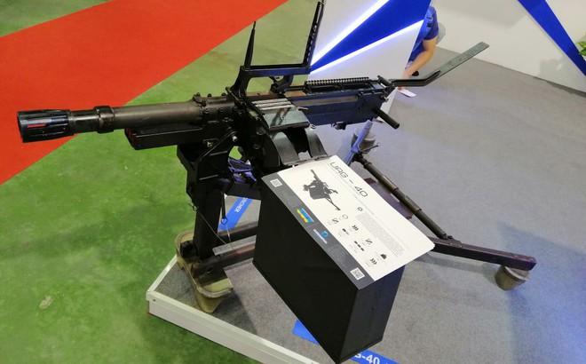 Ukraine chào hàng súng phóng lựu tự động mạnh hơn AGS-17 có trong biên chế QĐND Việt Nam