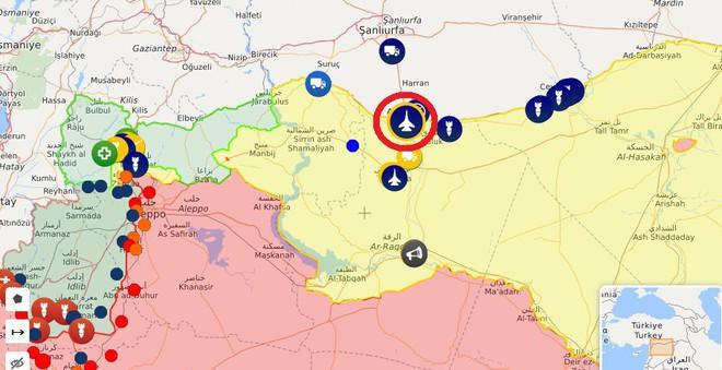 Thổ Nhĩ Kỳ chính thức tấn công vào Syria với quy mô lớn chưa từng có - Trung Đông rực lửa - Ảnh 3.