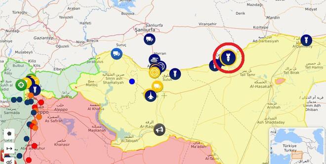 Thổ Nhĩ Kỳ chính thức tấn công vào Syria với quy mô lớn chưa từng có - Trung Đông rực lửa - Ảnh 2.