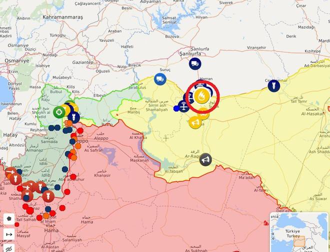 Thổ Nhĩ Kỳ chính thức tấn công vào Syria với quy mô lớn chưa từng có - Trung Đông rực lửa - Ảnh 13.