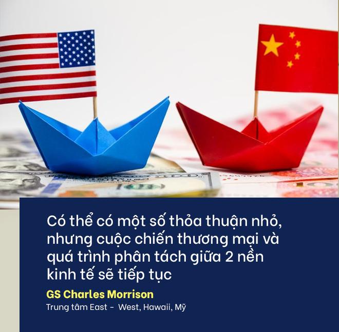 Trung Quốc - Mỹ mất lòng tin, một cuộc đoạn tuyệt đã và đang diễn ra - ảnh 4