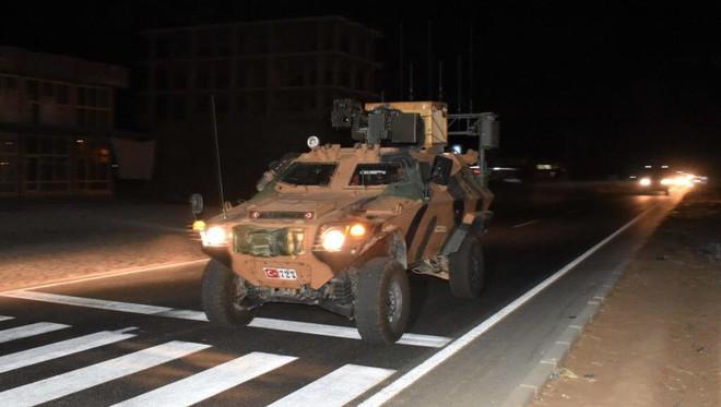 Mỹ rút quân, Thổ xung trận ở Bắc Syria: TT Erdogan đang bước vào một cuộc phiêu lưu mới với hậu quả khó lường - Ảnh 1.
