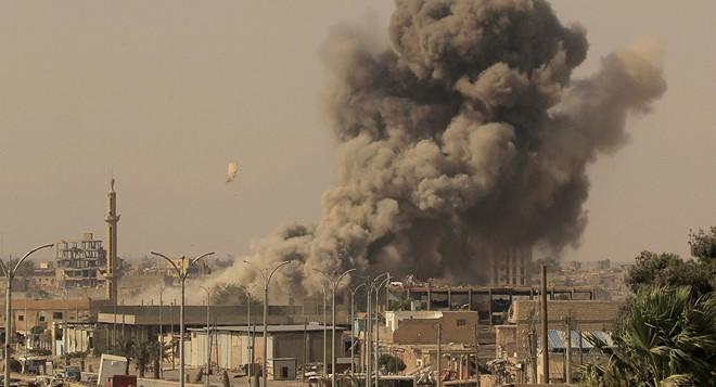 Thổ Nhĩ Kỳ chính thức tấn công vào Syria với quy mô lớn chưa từng có - Trung Đông rực lửa - Ảnh 27.