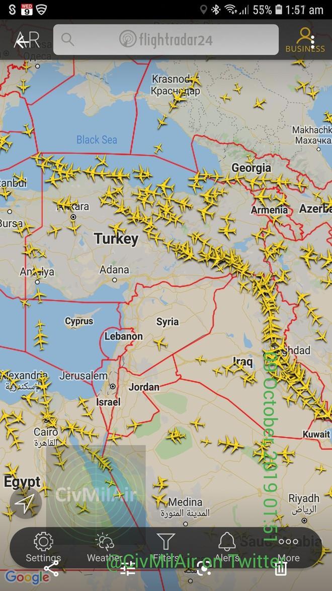 Thổ Nhĩ Kỳ chính thức tấn công vào Syria với quy mô lớn chưa từng có - Trung Đông rực lửa - Ảnh 18.