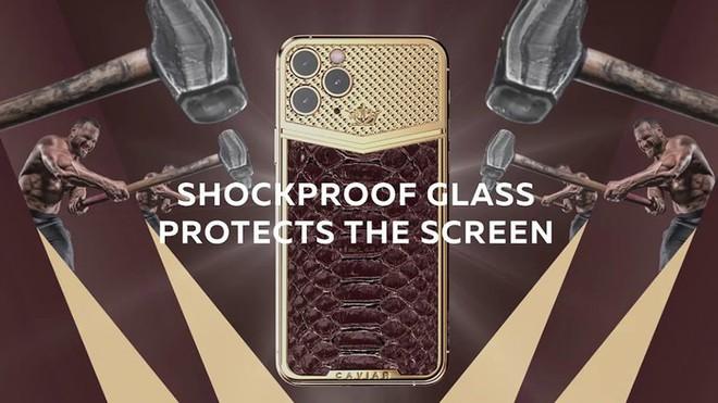 Mãn nhãn với bản độ iPhone 11 Pro siêu sang, giá đắt nhất gần 1 tỷ đồng - Ảnh 2.
