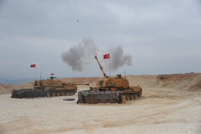Thổ Nhĩ Kỳ chính thức tấn công vào Syria với quy mô lớn chưa từng có - Trung Đông rực lửa - Ảnh 5.
