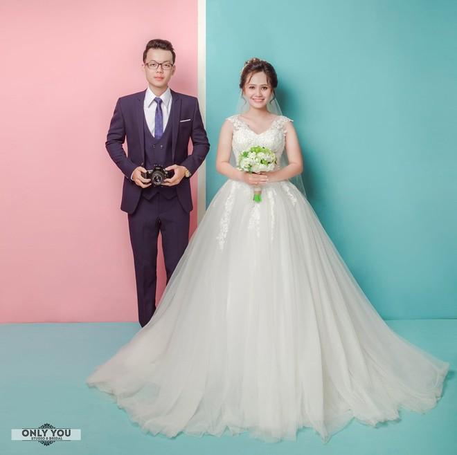 Cặp đôi mới quen nhau 99 ngày đã nên duyên vợ chồng: Chỉ đi đám cưới người ta mà tha được cả cô vợ về - Ảnh 3.