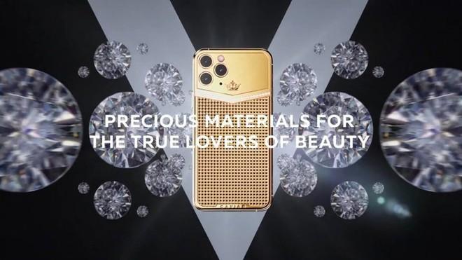 Mãn nhãn với bản độ iPhone 11 Pro siêu sang, giá đắt nhất gần 1 tỷ đồng - Ảnh 3.