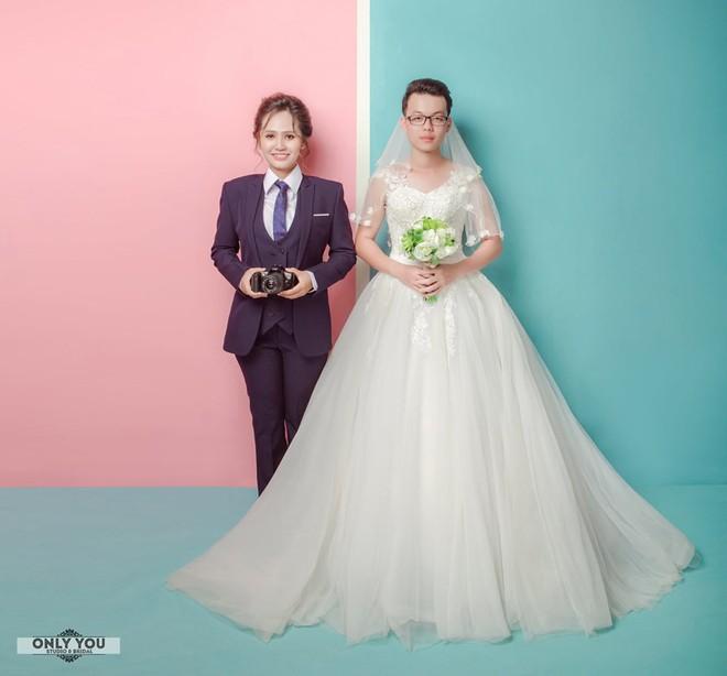 Cặp đôi mới quen nhau 99 ngày đã nên duyên vợ chồng: Chỉ đi đám cưới người ta mà tha được cả cô vợ về - Ảnh 4.