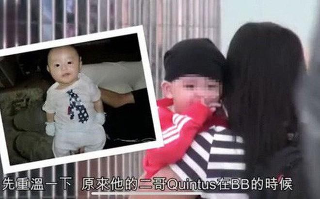 Cận cảnh diện mạo con trai thứ 3 của Trương Bá Chi, cư dân mạng phát sốt vì vẻ ngoài đáng yêu