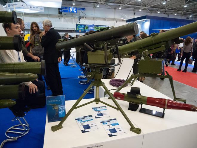 Tên lửa đa năng mới của Ukraine khiến xe tăng và trực thăng Nga không còn đất diễn? - Ảnh 7.