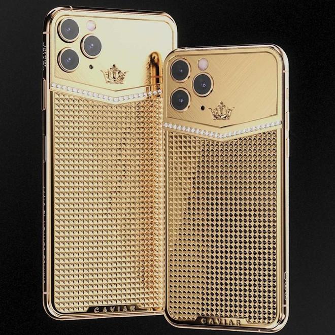 Mãn nhãn với bản độ iPhone 11 Pro siêu sang, giá đắt nhất gần 1 tỷ đồng - Ảnh 8.