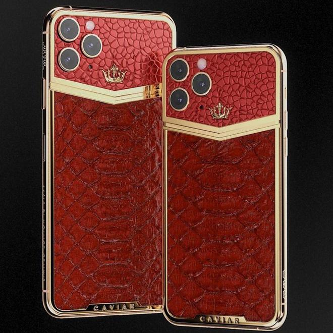 Mãn nhãn với bản độ iPhone 11 Pro siêu sang, giá đắt nhất gần 1 tỷ đồng - Ảnh 10.
