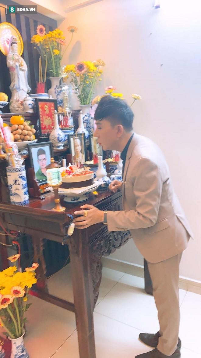 Long Nhật khóc nghẹn khi nhận quà đặc biệt của Vương Bảo Tuấn gửi lại trước khi qua đời - Ảnh 4.