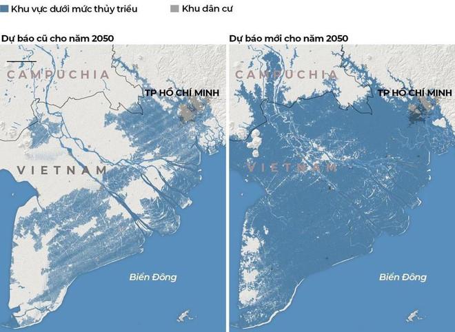 TP.Hồ Chí Minh: Thay đổi cách chống ngập vì quy hoạch lỗi thời - Ảnh 1.