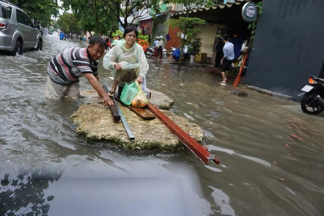 TP.Hồ Chí Minh: Thay đổi cách chống ngập vì quy hoạch lỗi thời - Ảnh 2.
