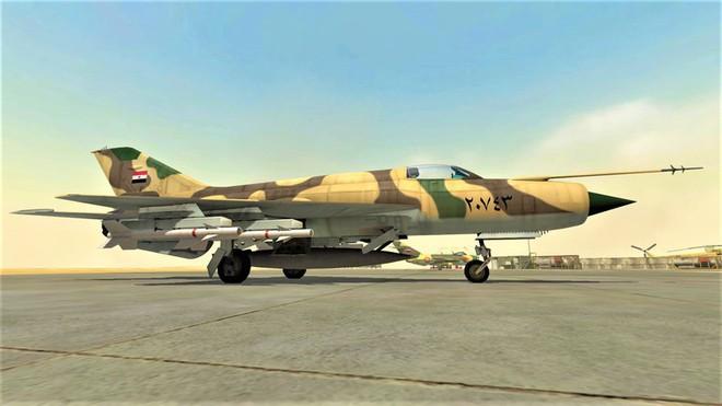 Các cuộc chiến tranh không tuyên bố giữa Liên Xô và Israel - Ảnh 1.
