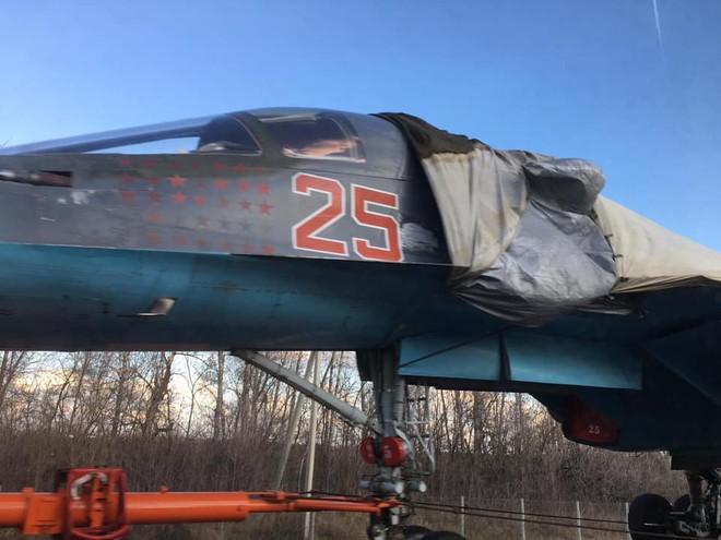 Báo Mỹ choáng váng với cách Nga vận chuyển xe tăng bay Su-34: Độc nhất vô nhị - Ảnh 3.