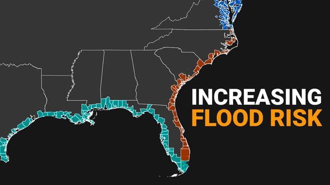 Thảm họa trồi lên từ đại dương: Xóa sổ nhiều khu vực trên hành tinh dưới dòng nước mặn - Ảnh 7.