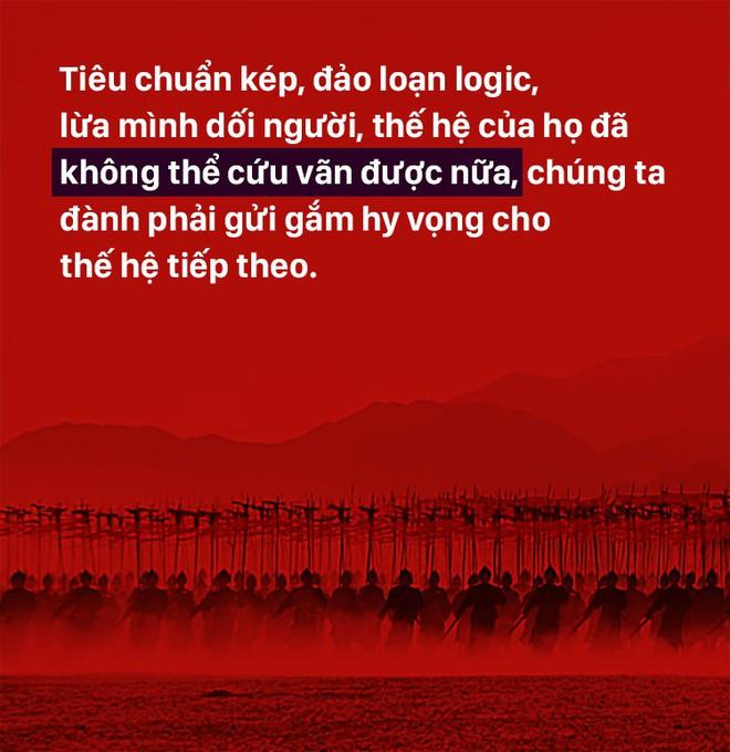 Bài viết khiến dư luận Trung Quốc dậy sóng: Nếu có tầm nhìn, chúng ta nên đứng về phía Anh, lật đổ nhà Thanh - Ảnh 4.