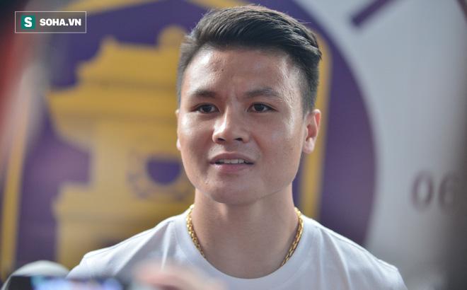 """Quang Hải: """"Tôi mong muốn được ra nước ngoài thi đấu, nhưng điểm đến sẽ phải cân nhắc kỹ"""""""
