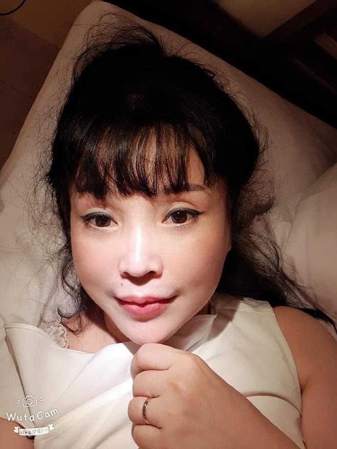 Bất ngờ với gương mặt trẻ trung, căng bóng của NSND Lan Hương ở tuổi 53 - ảnh 4