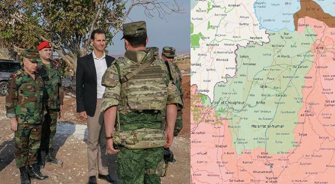 CẬP NHẬT: KQ Nga ồ ạt phóng tên lửa ở Idlib và Hama - Điều xấu nhất đã xảy ra, QĐ Syria giao chiến với Thổ Nhĩ Kỳ? - Ảnh 13.