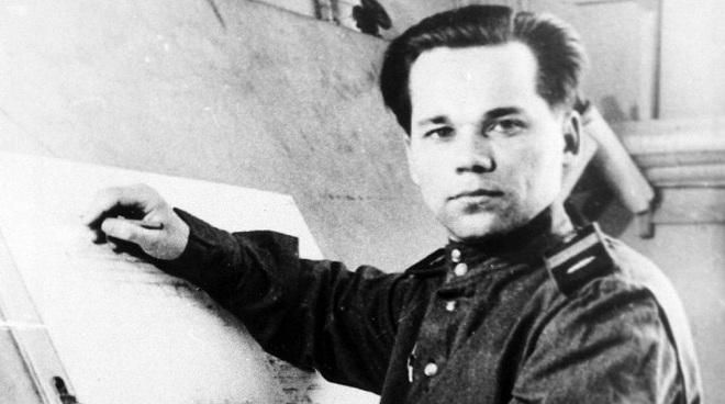 Vũ khí của mọi thời đại và mọi dân tộc: Cách Kalashnikov phát minh ra AK-47 - Ảnh 4.