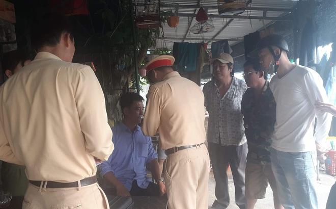 Bộ chỉ huy Quân sự tỉnh thông tin vụ tài xế xưng thiếu tá quân đội sau tai nạn ở Hà Tĩnh