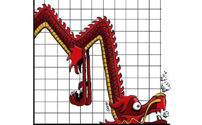 """Báo Philippines ví Trung Quốc như """"con thú bị thương"""": Nhiều chỉ số ở mức tồi tệ nhất trong lịch sử"""