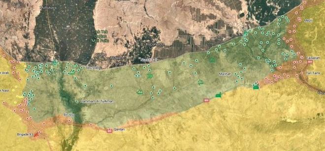 CẬP NHẬT: KQ Nga ồ ạt phóng tên lửa ở Idlib và Hama - Điều xấu nhất đã xảy ra, QĐ Syria giao chiến với Thổ Nhĩ Kỳ? - Ảnh 23.