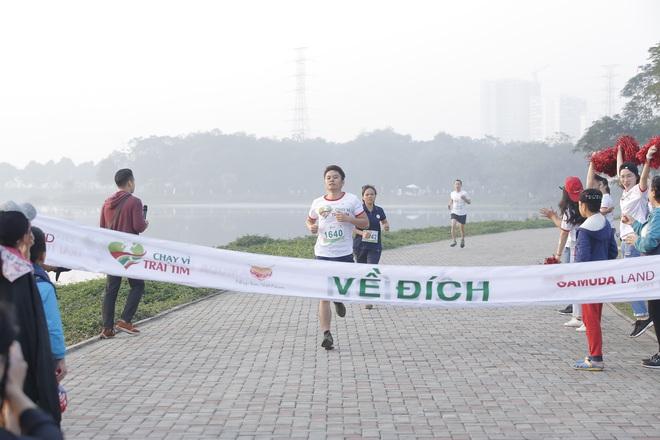 Hơn 9000 người tham gia Chạy vì trái tim - Ảnh 5.