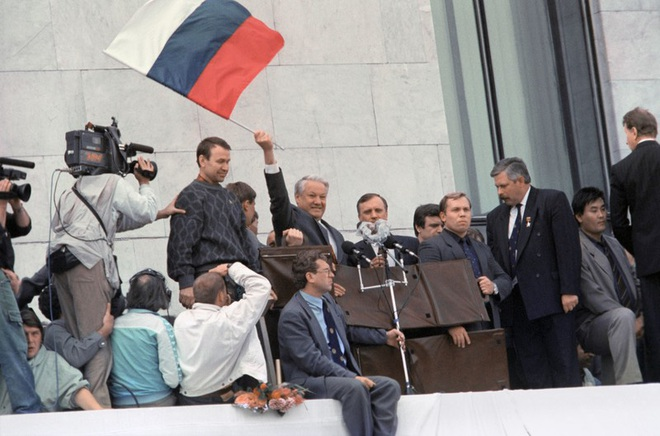 Ông Gorbachev tiết lộ người khiến Liên bang Xô viết sụp đổ - Ảnh 1.