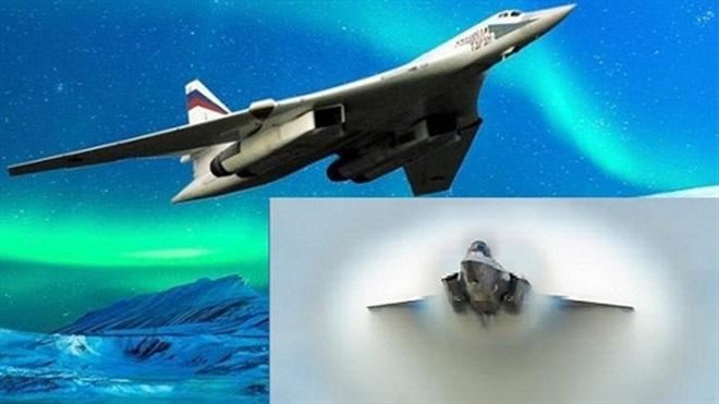 Vụ Tu-160 cho F-35 ngửi khói: Fan Nga rơi vào bẫy lừa của Trung Quốc - Ảnh 1.