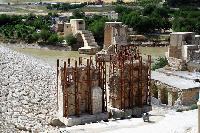 Vũ khí hóa nguồn nước: Thổ Nhĩ Kỳ sẽ đưa Trung Đông trở lại cuộc chiến cách đây 4.500 năm? - Ảnh 1.