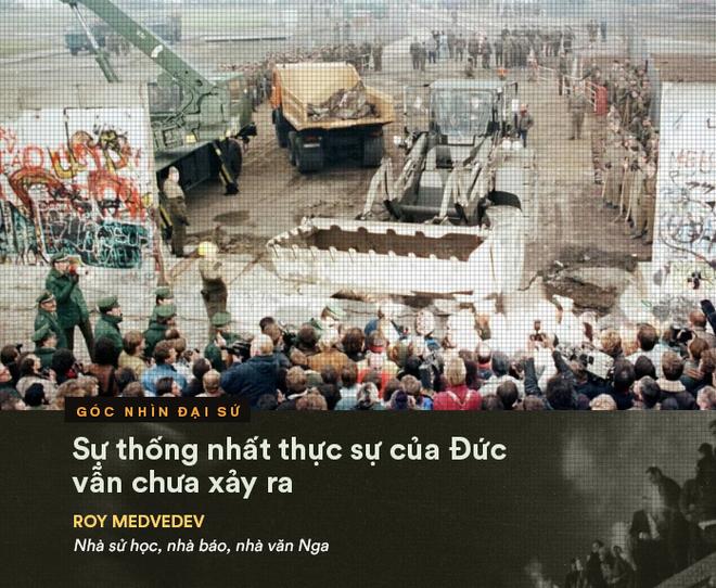 30 năm Bức tường Berlin sụp đổ, phần lớn người dân Đông Đức vẫn luyến tiếc quá khứ: Rào cản vô hình không dễ gì xóa bỏ? - Ảnh 3.