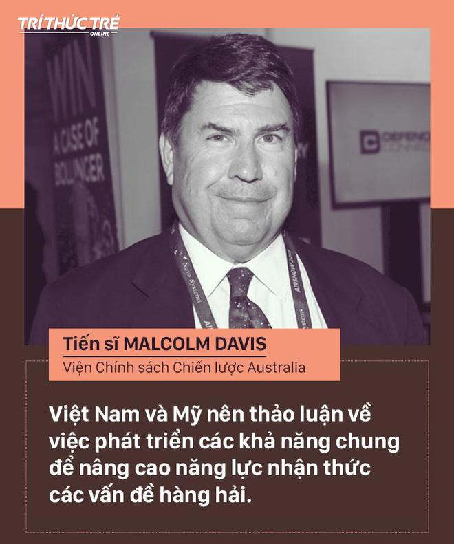 Chuyên gia quốc tế: UAV, máy bay tuần thám, vệ tinh Mỹ sẽ giúp Việt Nam tăng khả năng giám sát biển - Ảnh 1.