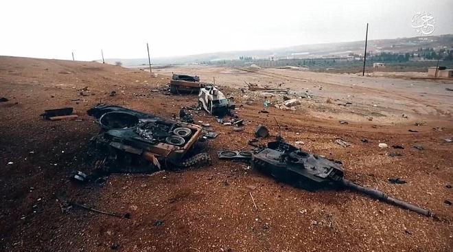 Đại chiến xe tăng: Leopard 2A4 Thổ đấu một mất một còn với T-72B3 Syria, ai thắng? - Ảnh 1.