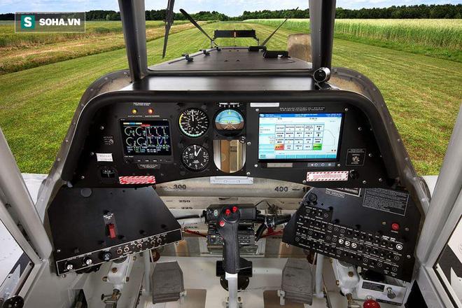 Chi tiết máy bay 1,3 triệu USD vừa mua của bầu Đức: Tốc độ tối đa 241 km/h, có thể hoạt động liên tục trong 5 tiếng - Ảnh 8.