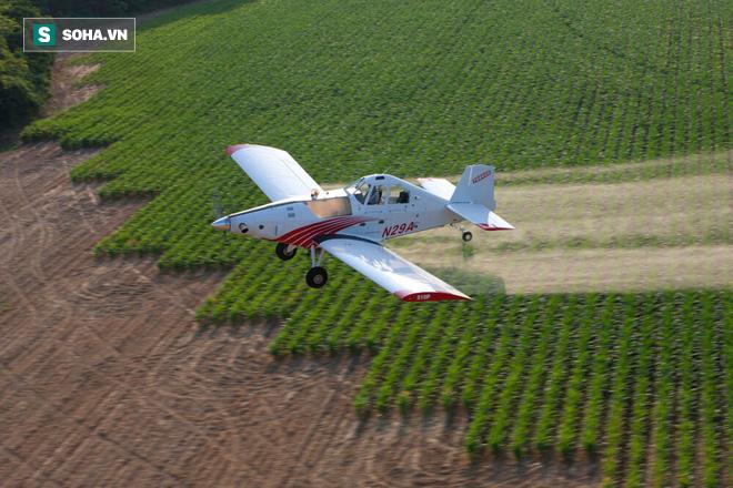 Chi tiết máy bay 1,3 triệu USD vừa mua của bầu Đức: Tốc độ tối đa 241 km/h, có thể hoạt động liên tục trong 5 tiếng - Ảnh 3.