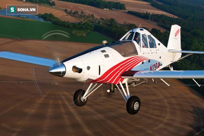 Chi tiết máy bay 1,3 triệu USD vừa mua của bầu Đức: Tốc độ tối đa 241 km/h, có thể hoạt động liên tục trong 5 tiếng - Ảnh 6.