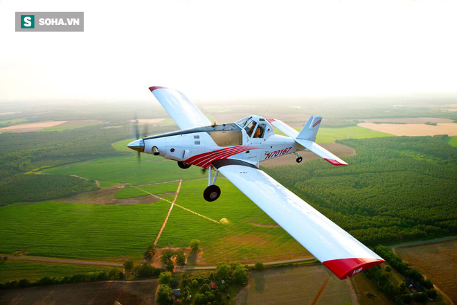 Chi tiết máy bay 1,3 triệu USD vừa mua của bầu Đức: Tốc độ tối đa 241 km/h, có thể hoạt động liên tục trong 5 tiếng - Ảnh 5.