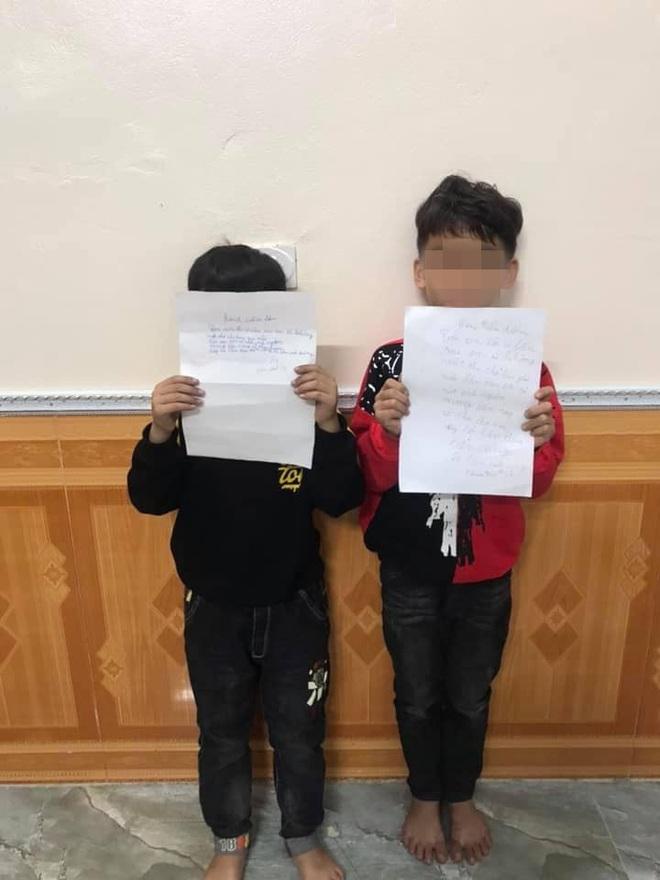 2 học sinh viết thư cho bạn gái bị phạt, nội dung bản kiểm điểm khiến tất cả bật cười - Ảnh 1.