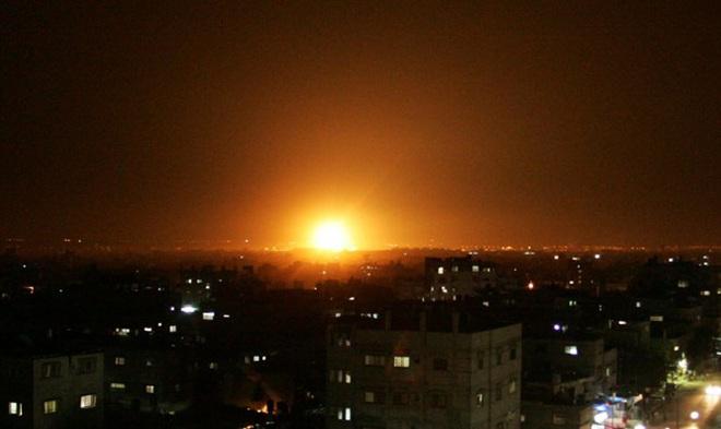 CẬP NHẬT: Tên lửa tấn công rung chuyển Syria, Israel hứng cơn mưa rocket - Tàu ngầm Nga áp sát bờ biển Israel - Ảnh 12.