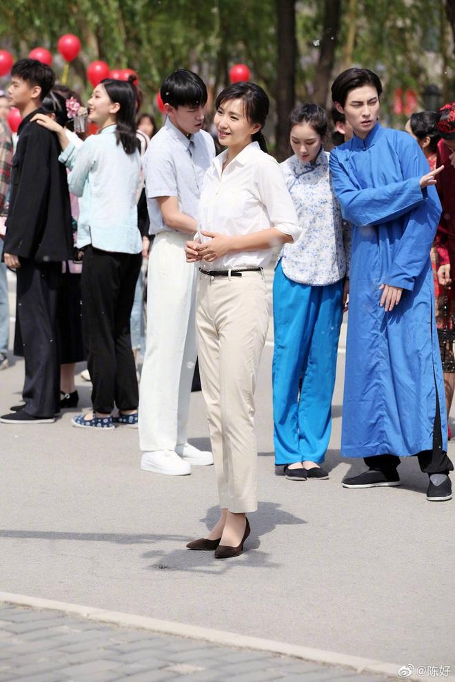Điêu Thuyền Trần Hảo: 40 tuổi vẫn đẹp khó cưỡng, mãi là mỹ nữ vạn người mê - ảnh 6