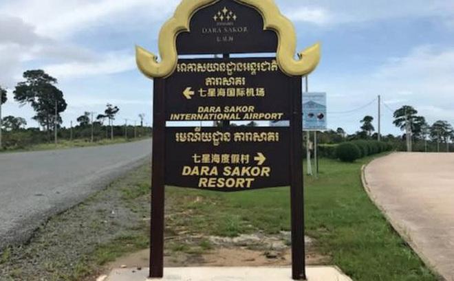 """Tỉnh nghèo của Campuchia bất ngờ có sân bay hiện đại: Trung Quốc bị nghi có """"ý đồ mờ ám"""""""