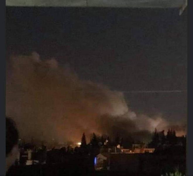CẬP NHẬT: Tên lửa tấn công rung chuyển Syria, Israel hứng cơn mưa rocket - Tàu ngầm Nga áp sát bờ biển Israel - Ảnh 16.